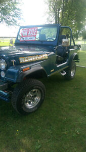 1981 jeep cj Windsor Region Ontario image 5
