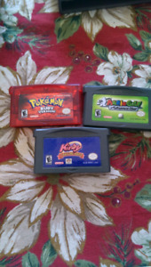 Great GBA games