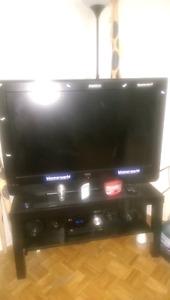 Télé RCA+ système de son LG+élément