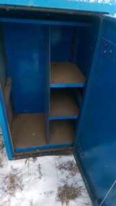 Truck cabinets