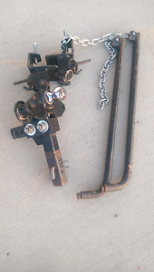 Sway bar hitch make me a reasonable offer