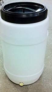 WATER STORAGE DRUM 60L BRAND NEW x 3 Cannon Hill Brisbane South East Preview