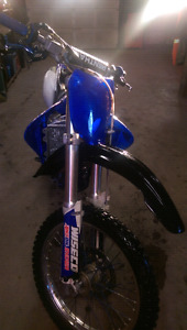 2002 yz250f great condition!