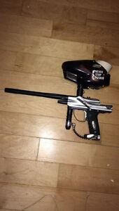 E.tek ego paintball gun ( originally) 450$