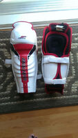 "Bauer JT19 12"" Shinguards (Jr)"