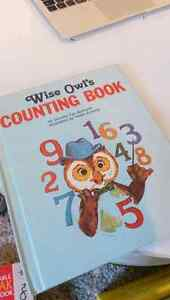 Wise Owl's Counting Book