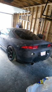 1999 Mitsubishi Eclipse Gst Coupe (2 door)