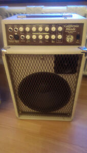 California Blonde Acoustic II Amp, pre-Fender model