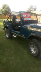 1981 jeep cj Windsor Region Ontario image 1