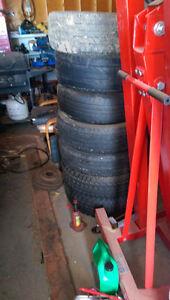 Tires Saxon Winter 235-70-16