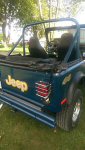 1981 jeep cj Windsor Region Ontario image 3