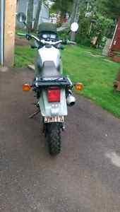 KLR 650 Reduced to 2500