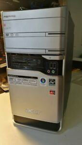 Upgraded Acer Aspire E380 Desktop