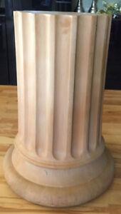 colonne décorative