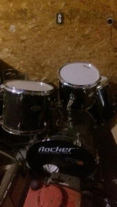 Drum  set  need it gone as i am moving
