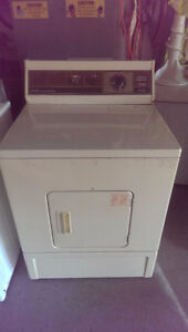 Refurbished with New Parts =This Inglis Superb, Heavy Duty Dryer
