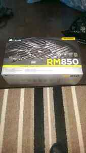 RM850 power supply not working