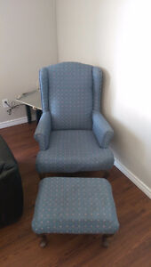 Chair with Foot rest