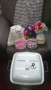 Cloth Diapers large lot