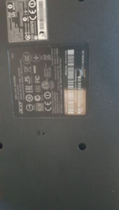 Carte mémoire 2GB de RAM allant sur un portable Acer Aspire ES1-