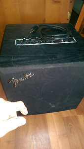 Try ur trade or cash working moded fender amp