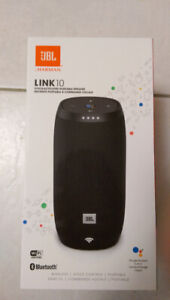 BNIB JBL Link 10 Smart Bluetooth Speaker with Google Assistant