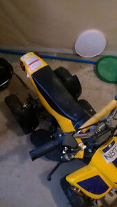 GAS ATV FOR SALE! AS IS! NEGOTIABLE!