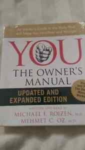 You - The Owners Manual
