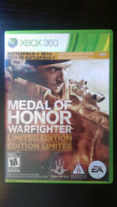 Medal of Honor: Warfighter Limited Edition Xbox 360