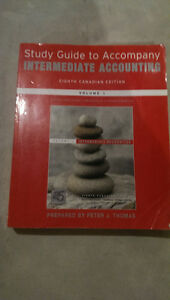 Study Guide to Accompany intermediate accounting 8th ed volume 1
