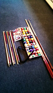 Billiards Accessories for Pool Table