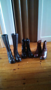 Steve Madden Leather Winter Boots (various sizes)