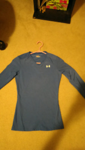 Women's under armour long sleeve