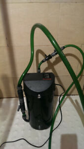 Canister Filter   SOLD