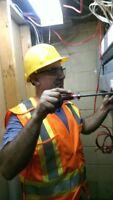 ELECTICIAN, MASTRER ELECTICIAN, ACP ELECTRICAL CONTRACTOR