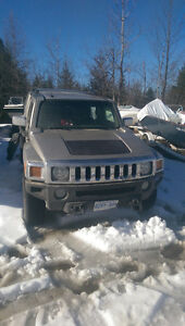 2006 HUMMER H3 complete part out