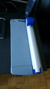 X-ACTO Rotary Paper Trimmer, for Medium Weight Cutting