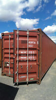 SHIPPING SEA CONTAINERS FOR STORAGE - SUPER SALE IN HALIFAX