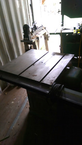 General table saw 350