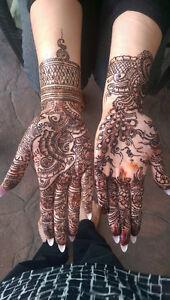Henna or Mehndi Designs Variety( Bridal plus Parties Heena) Edmonton Edmonton Area image 10