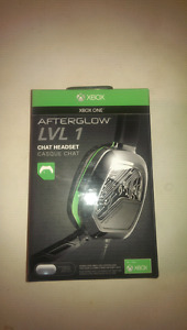 Xbox One Afterglow headset