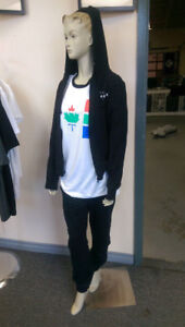 Clothing mannequin MALE and FEMALE