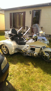 Reduced Tryke, Honda Goldwing 50th Anniversary Edition