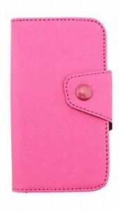 Wallet Card Slot Purse Flip Leather Case Pouch Cover FOR HTC Cell PHONES