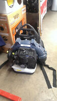 Pro Pulse Backpack Blower 158MPH