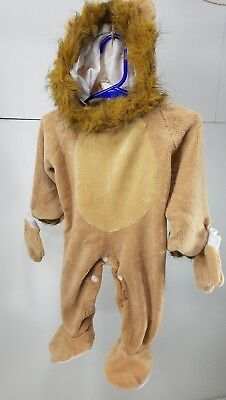 Pre Owned Infant Baby Lion Halloween Costume Size 0-6 Months -  Bin Y7](Lion Halloween Costume Infant)