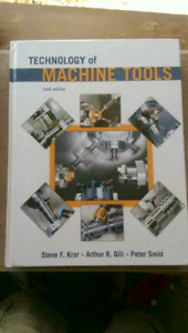 Machining textbooks