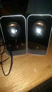 Logitech LS11 Speakers - Black