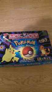 Collectors 1999 Pokemon Monopoly