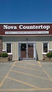 Laminate Countertops Available at Nova Countertop